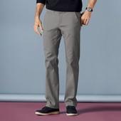 Элегантные , стильные твиловые брюки , чино стиль от Livergy , Германия , р . 46