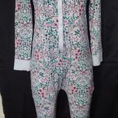 Классный трикотажный слип/пижама от Next,100%коттон,на 14 лет
