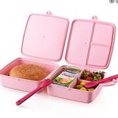 Ланчбокс подвійний для обідів в школу