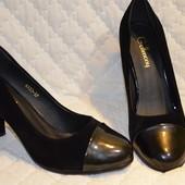 Новинка! Бомбезные женские туфельки. Качество люкс! Размер 36 - 23,5 см