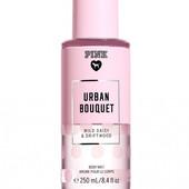 Парфюмированный спрей для тела Pink Urban Bouquet, 250 мл, оригинал!