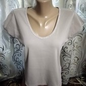 Женская базовая футболка M&Co
