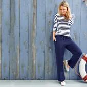 Стильные брюки в стиле casual от Tcm Tchibo, Германия! раз.евро 46; наш 52