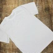 Садик, школа, танцы, физкультура нужна белая футболка. 80-146 см рост. Детская и подросток