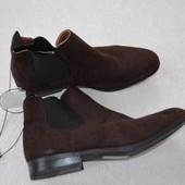 ботинки Челси новые 43р