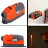 Строительный лазерный уровень с лазерным лучом.Прекрасный презент для мужчин!
