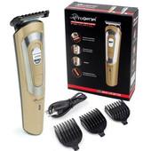 аккумуляторная машинка триммер для стрижки волос и бороды