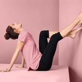 Спортивные леггинсы - капри для йоги серии актив от Tchibo(германия) размер ХС=38-40
