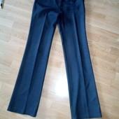 Классические брюки,серые