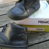 Ботинки демисезонные кожаные Примиджи Primigi
