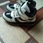 Красивые кроссовки унисекс,р-р 33-20 см
