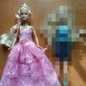 2 Куклы по типу барби + аксы)