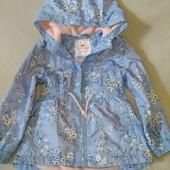 Куртка-ветровка George на 6-7 лет