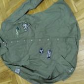 Рубашка Mohito р.36