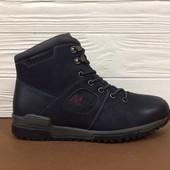 *TE7750-1(37) *60* Женские зимние ботинки Meko Melo! Распродажа последних размеров -70%