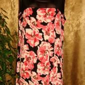 Качество!!! Свободное платьице от модного бренда Yours