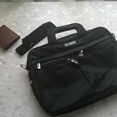 Мужская сумка (можно для ноута)