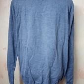 мужской свитер размер M