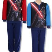 Модная флисовая пижама для наших мальчишек 104-110 р от Disney. Венгрия.