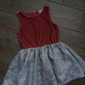 Шикарное платье 104см в отличном состоянии