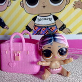 Малышка с сумочкой оригинал MGA LoL лол как на фото