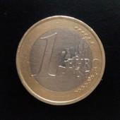 1 евро 2002 года, Германия