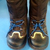 Зимние сапоги, ботинки (унисекс) Superfit gore-tex р.26 16.8 см