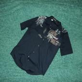 рубашка мужская или мальчику подростку Bendu