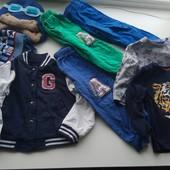 Пакет одягу для хлопчика 1,5-3 роки