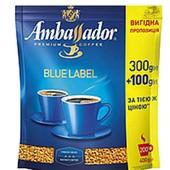 Кофе аmbassador blue label / aмбассадор Блю Лейбл (400 г) растворимый