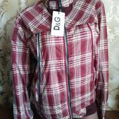 Женская демисезонная куртка D&G. размер xl (50-52).