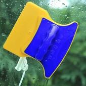 Магнитная щетка для мытья окон Glass Wiper с двух сторон
