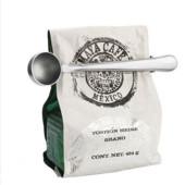 Мерная ложка с зажимом для упаковок.Удобно и практично.