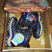 Зимние термо ботинки Disney Planets Мембрана 26-27 р. Стелька 17 см