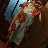 Милое нежное платьеце, замеры!