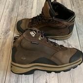 Кожаные ботинки Timberlend 35 размер стелька 22 см