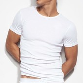Хлопковая футболка Livergy 5М, 6L, 7 XL.. белая/черная/серая! р. наш 48-56