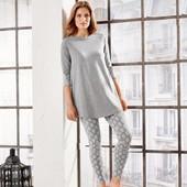 Хорошие женские штаны для отдыха и дома р. 32/34 евро Tcm Tchibo