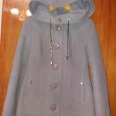 Уютное пальтишко на 44-46 размер