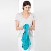 Быстросохнущее полотенце для спорта и путешествий Tchibo (германия), размер: 100 х 50 см
