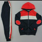 Спортивный костюм для мальчиков двойка Crossfire Венгрия 8-16 лет