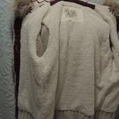 Теплая кофта new look размер 12 Хорошее состояние