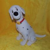 Большой далматинец 44 см состояние новой игрушки 101 dalmatians disney