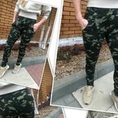 Модные джинсы в стиле миллитари!!!Стрейч-коттон.