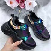 Качественные кроссовки на платформе, быстрая отправка