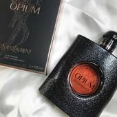 Yves Saint Laurent Black Opium 90мл (штрих-код, батч)-Манящий, завораживающий и невероятно желанный.