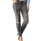 Стильные качественные стрейчевые джинсы Esmara. Размер евро 38