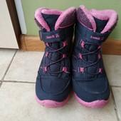 Зимние лёгкие ботинки Камик в хорошем состоянии стелька 20 см.