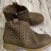 новые Деми ботиночки Lupilu 27,размер стелька 17,5 см