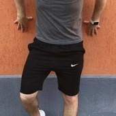 Мужской летний костюм футболка+шорты. Размер L